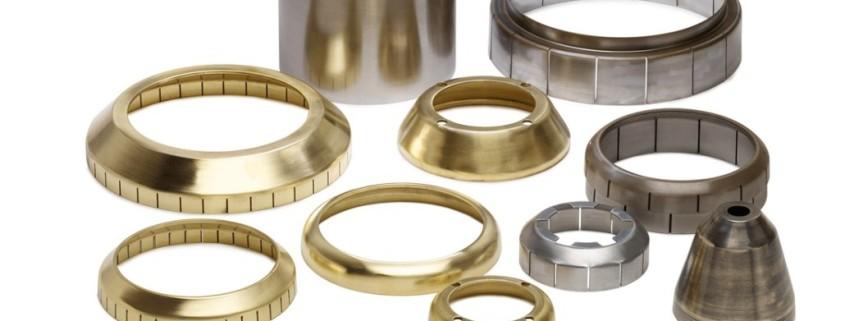 metal stampings and metal spinnings